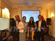 Vietnam-Laos friendship exchange held in UK