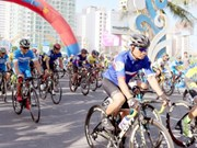 Cyclists pedal to raise fund for AO victims