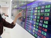 Banks lead market upturn