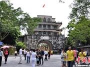 Visa division set up at China's Youyi Guan border gate