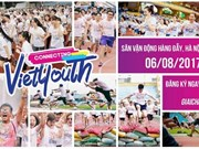 Connecting Viet Youth 2017 to open in Hanoi