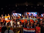 Vietnam wins three golds at Int'l Math Competition