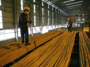 Steel production steadies, room for growth