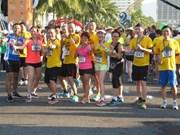 Marathoners to race along coast track in Da Nang