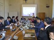 Hanoi enhances ties with Sweden, Norway, Austria