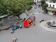 Hanoi to run double-decker tourist buses