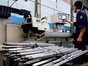 Industrial index up 6.5 percent in seven months