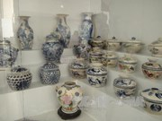 Southern region's pottery products on display