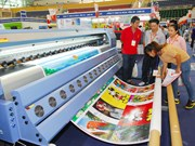 Advertising technology expo opens in Ho Chi Minh City