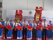First int'l standard cold storage comes to central Vietnam