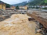 17 dead, 12 missing in floods in Yen Bai, Son La provinces