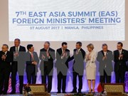 Vietnam proposes measures to boost cooperation of ASEAN+3, EAS