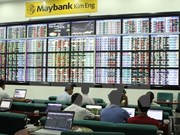 Market booms, value of securities firms shoots up