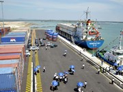 Upgraded Chu Lai Port put into operation