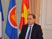 Vietnam helps tighten ASEAN's relations with France: ambassador