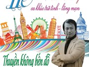 Overseas Vietnamese composer's book of songs released