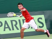 Top tennis player seeks gold on SEA Games debut