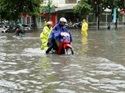 Japan helps Hanoi improve flood prevention capacity