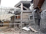 Sympathies sent to China on heavy losses in Sichuan earthquake