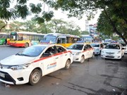 Capital's taxis may all have same colour in 2025