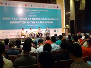Youth's role in Industry 4.0 highlighted at Hanoi forum