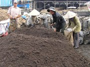 Sugar press mud fertiliser plant to be constructed in Tra Vinh