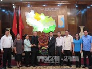 Cambodian People's Party delegation visits Bac Ninh