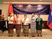 Vietnam, Laos hold friendly exchange in Japan