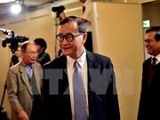 Cambodian court upholds sentence for Sam Rainsy
