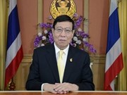 Thailand's top legislator starts visit to Vietnam