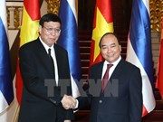 Prime Minister welcomes Thailand's top legislator