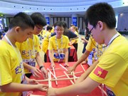 Vietnamese students excel at World Mathematics Olympiad