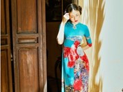 Ao dai to be displayed in New York