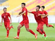 SEA Games 29: U22 Vietnam beat Timor-Leste 4-0