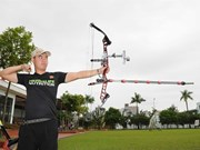 SEA Games 29: Archery team aim for two golds
