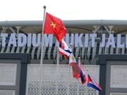 Vietnamese flag flies at SEA Games 29