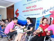 Vietnam News Agency launches blood donation festival