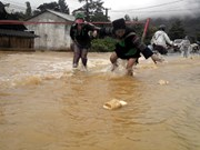 More floods hit northern mountainous region