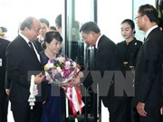 PM Nguyen Xuan Phuc starts official visit to Thailand