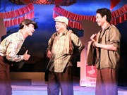 Vietnam's drama theatre troupe on tour in Europe