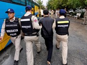 Cambodia arrests nearly 400 suspects over telecoms fraud