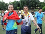SEA Games 29: Indonesia tops medal tally