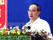 HCM City builds particular policies for more sustainable development