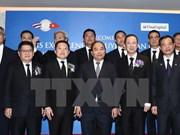 PM attends Vietnam-Thailand economic cooperation forum