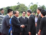 Vietnam, Thailand issue joint statement