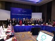 APEC gears towards healthy region