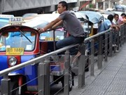 Thailand's consumer confidence low record