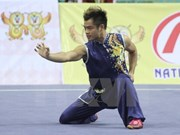 SEA Games 29: Vietnam wins two silver medals in Wushu
