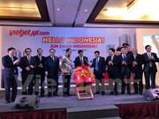 Budget Vietjet announces Jakarta-Ho Chi Minh City route