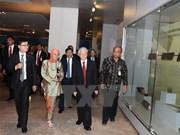 Embassy works to deepen Vietnam-Indonesia strategic partnership